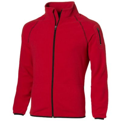 Drop shot fleece veste